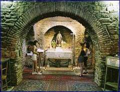 House of Virgin Mary - Ephesus