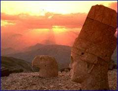 Day 1 - Mount Nemrut - Rising Sun