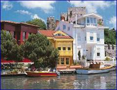 Day 1 - Ottoman Villas - On the shore of Bosphorus